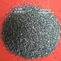 供应用于喷砂|研磨|表面处理的黑色碳化硅30# 海旭厂家直销