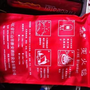 辽宁省沈阳灭火毯防火毯救生毯石被图片