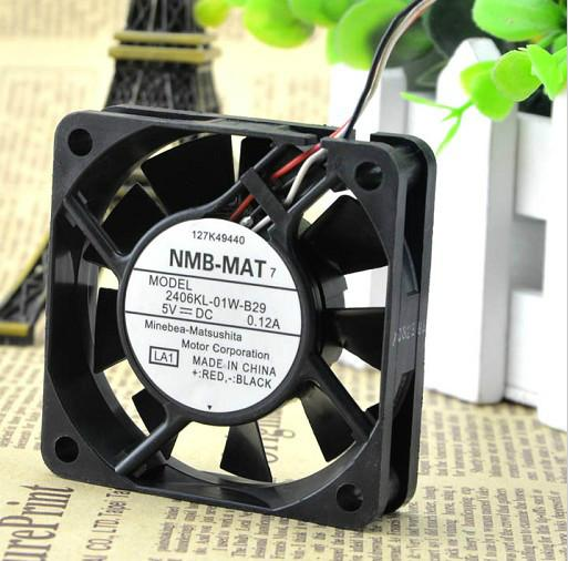 供应NMB风扇2406KL-01W-B29