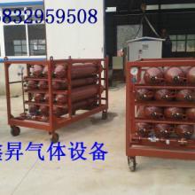 供应16瓶位天然气CNG集装格. 压缩天然气瓶组 气体集装格 气体集中供气设备批发