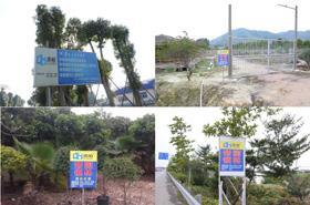 工业园绿化工程,假山水池绿化工程,学校绿化工程