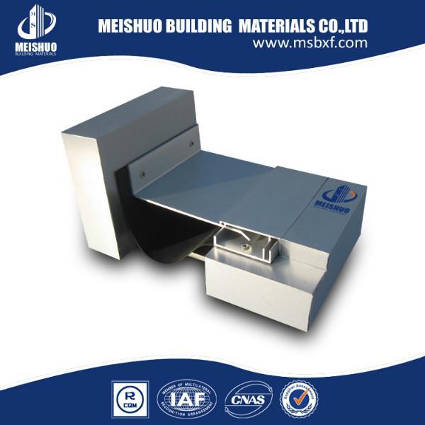 南京变形缝厂家供应墙面金属卡锁型MSN-QSK型转角变形缝
