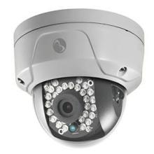 供应泰科球型网络摄像机AD130万像素监控探头30米红外线半球批发