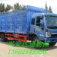 深圳到咸阳整车运输公司图片