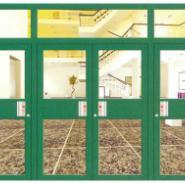 肯德基玻璃门图片
