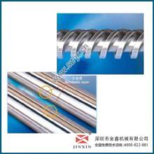 供应挤出机螺杆加工挤塑机螺杆金鑫质量最佳批发