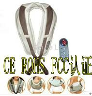 供应颈肩按摩器CE ROHS认证