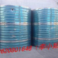 供应韶关5T圆形保温水箱-卧式水塔厂-方形消防水箱制作-立式保温水罐