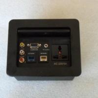 供应VP3000翻盖式桌面插座