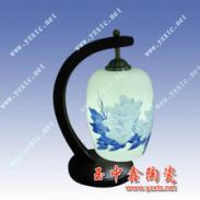 陶瓷灯具/中式吊灯/时尚/书房台灯/图片