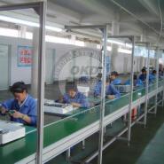 铝合金生产线图片