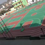 广场地坪漆图片
