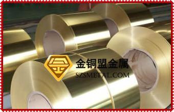供应茂名国标锰黄铜带