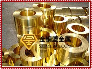 供应广州软态H65黄铜带