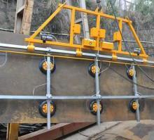 供应1000kg玻璃真空搬运SH-HF10-300真空吊具玻璃真空吸盘图片