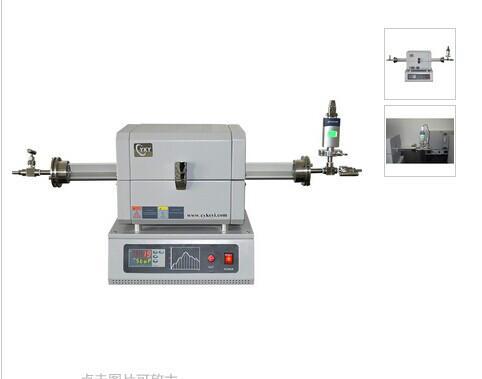 供应 小型真空管式炉,1200管.图片