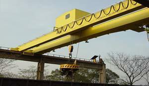 电磁桥式起重机销售
