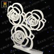 PVC婚庆橱窗道具玫瑰摆件图片