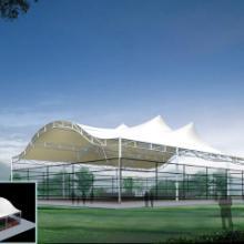 供应网球场屋顶膜结构