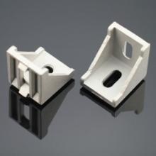 供应佛山工业铝型材配件30角码/角件图片