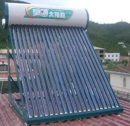 皇明区域管式集热器真空真空|皇明太阳管式在怎么cad中一个插入图片图片