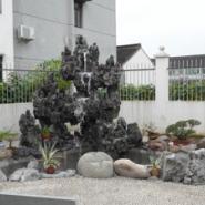 上海鑫诚山水园艺雕塑假山图片图片