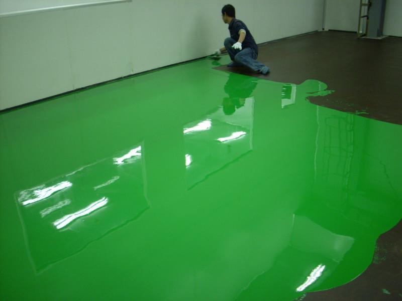 供应丽水环氧防静电薄涂地坪厂家直销图片