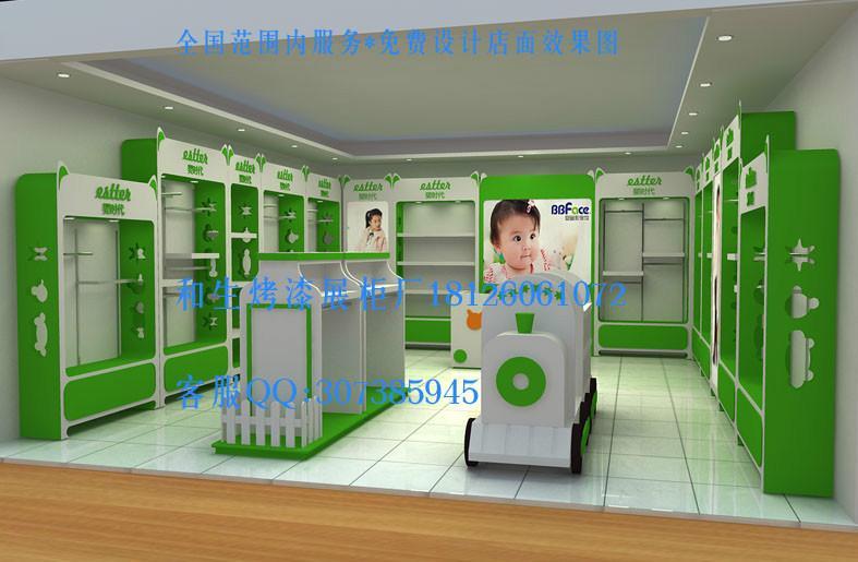 韩式童装店装修效果图大全 韩式料理店 韩式童装店装修效果图