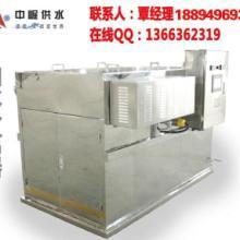 供应福建南平盘片式一体化油水分离器批发