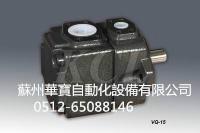 供应KCL油泵电机组_VQ25-60-FRAA图片