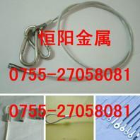 供应端子冲压,钢丝绳端子压铸5mm端子压铸钢丝绳压铸加工端子批发