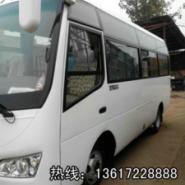 楚风HQG6603EA4客车教练车图片