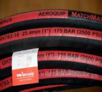 供应进口艾力克钢丝缠绕高压软管