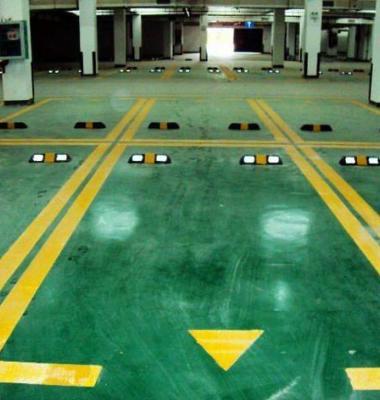 车位划线图片/车位划线样板图 (3)