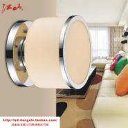 壁灯现代简约时尚圆形玻璃灯图片