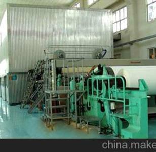 1092型造纸机技术参数图片