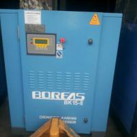 供应正力精工双螺杆空气压缩机 正力空压机型号GB-22