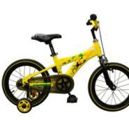 丛林16寸儿童自行车图片
