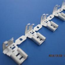 供应250旗形高脚 温州端子 接插件插簧 价格批发商  接线皮批发