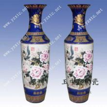 供应陶瓷大花瓶陶瓷花瓶风水摆放