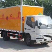 供應物流運輸江鈴2.8噸爆破器材運輸車GB17691-2005國Ⅳ圖片