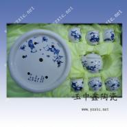 高档陶瓷茶具促销陶瓷茶具图片