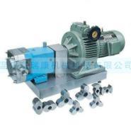 凸轮式双转子泵图片