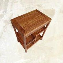 供应简约茶几桌红木古典家具实木中式功夫茶桌台花梨木客厅边角几批发