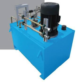 油压机液压系统图片/油压机液压系统样板图 (1)