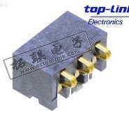 供应侧接式手机电池连接器200010-03