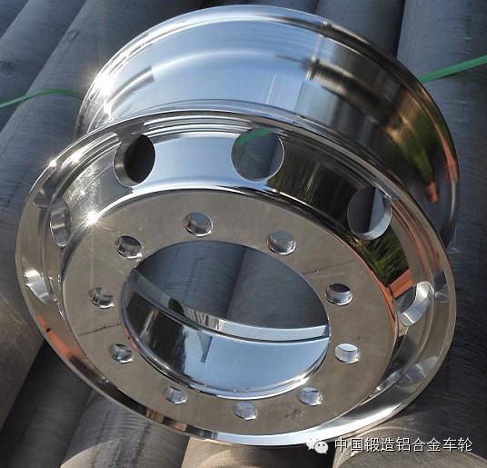 供应卡车万吨级锻造铝合金轮毂 浙江供应卡车万吨级锻造铝合金轮毂
