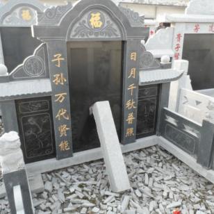 宁海石雕墓碑价格图片