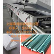 生产防火防撞条的生产线图片