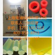 牛筋圈板棒管机器聚氨酯PU圈板棒管图片